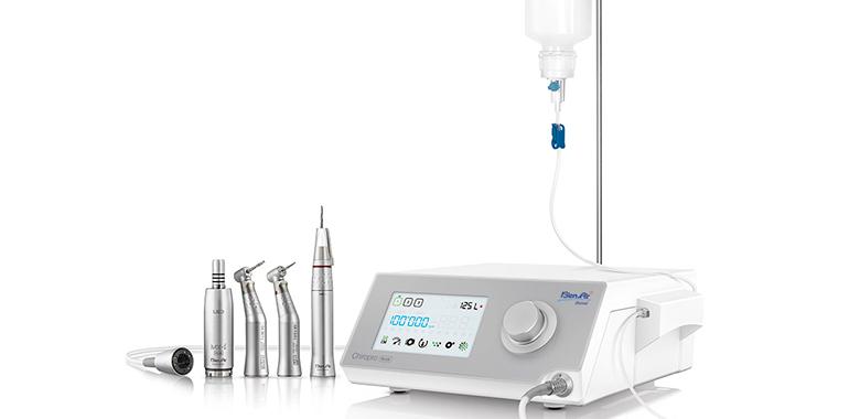 Apparecchiatura digitale per implantologia