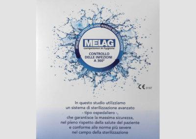 Studio Barnabo Penco -  Sistema sterilizzazione MELAG